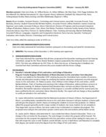 University Undergraduate Programs Committee Minutes 2015-01-23