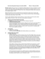 University Undergraduate Programs Committee Minutes 2016-02-26