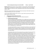 University Undergraduate Programs Committee Minutes 2016-04-29