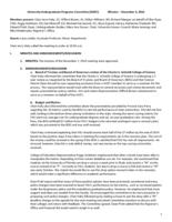 University Undergraduate Programs Committee Minutes 2014-12-03