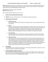 University Undergraduate Programs Committee Minutes 2013-12-06
