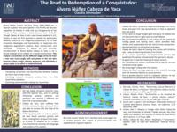 The Road to Redemption of a Conquistador: Alvaro Nunez Cabeza de Vaca