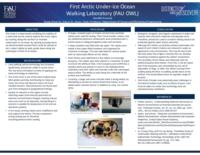 First Arctic Under-ice Ocean Walking Laboratory (FAU OWL)