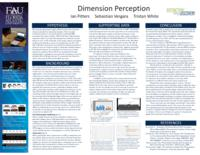 Dimension Perception