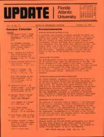 Update Florida Atlantic University, 1975-01-15