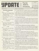Update Florida Atlantic University, 1978-04-15