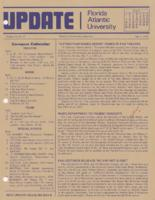 Update Florida Atlantic University, 1978-05-01
