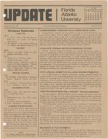 Update Florida Atlantic University, 1978-06-15