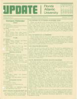Update Florida Atlantic University, 1978-09-15