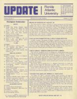 Update Florida Atlantic University, 1978-10-15