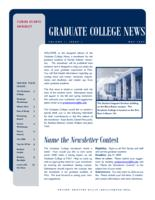 FAU Graduate College News, 2009-05