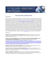 FAU Charles E. Schmidt College of Science eNewsletter Science Connect, Summer 2012