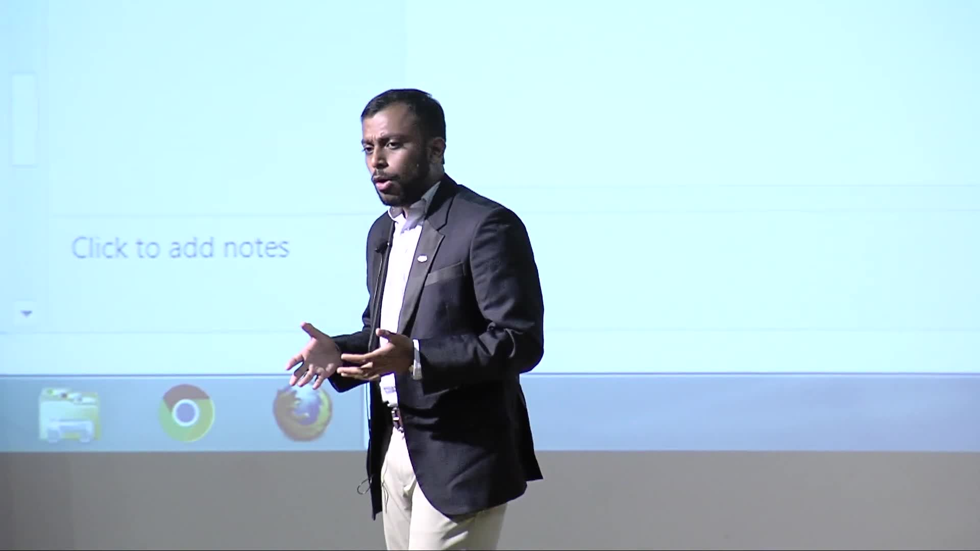 Florida Atlantic University 2018 3MT® Three Minute Thesis Championship - Mohammed Irfan Uddin