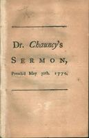 Trust in God, the duty of a people in a day of trouble. : a sermon preached, May 30th. 1770.