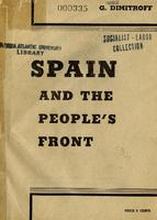 Spain and the People's front