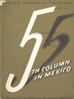 5th column in Mexico