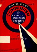 A catechism of communism for Catholic high school students