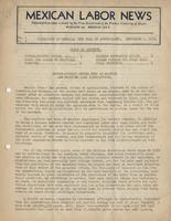 Mexican Labor News Volume 1 Number 7 (September 1, 1936)