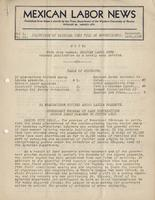 Mexican Labor News - November 18, 1936  v. 1, no. 11