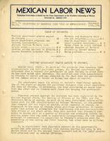 Mexican Labor News - December 16, 1936  v. 1, no. 15