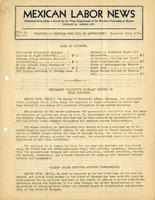 Mexican Labor News - December 23, 1936  v. 1, no. 16