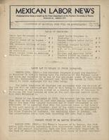 Mexican Labor News - January 6, 1937  v. 2, no. 18