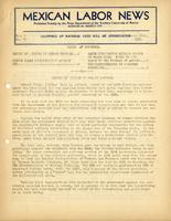 Mexican Labor News - March 24, 1937  v. 2, no. 29