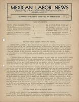 Mexican Labor News - April 14, 1937  v. 2, no. 32