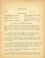 Mexican Labor News - June 20, 1940  v. 8, no. 25