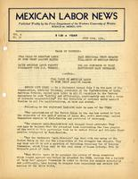 Mexican Labor News - July 10, 1941  v. 8, no. 72