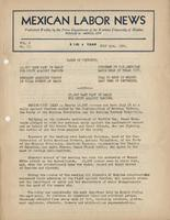 Mexican Labor News - July 15, 1941  v. 8, no. 73