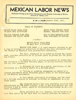 Mexican Labor News - September 24, 1941  v. 8, no. 83