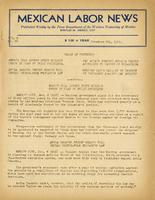 Mexican Labor News - December 8, 1941  v. 8, no. 32