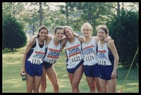 Women's Cross Country 1992