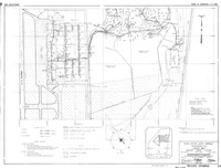 Boca Raton Army Air Field: Sanitary Sewer System