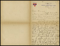 Letter to Mrs. A. M. Kemery, October 19, 1918