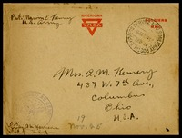 Letter to Mrs. A. M. Kemery, October 23, 1918