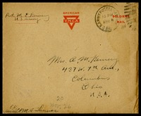 Letter to Mrs. A. M. Kemery, November 26, 1918