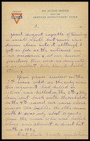 Letter to Mrs. A. M. Kemery, December 4, 1918