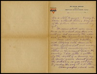Letter to Mrs. A. M. Kemery, December 23, 1918