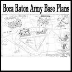 Boca Raton Army Air Base Plans