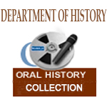 FAU Department of History Oral Histories