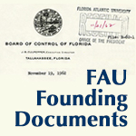 FAU Founding Documents