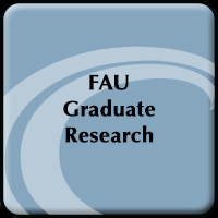 FAU Graduate Student Research