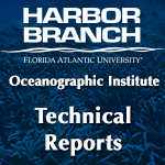 HBOI Technical Reports
