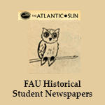 FAU Historical Student Newspapers