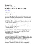 Void reports: 2. The city of Disney, book II.