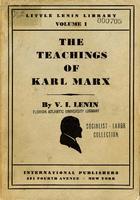 The teachings of Karl Marx.
