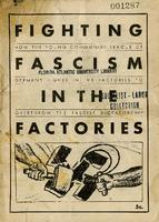 Fighting fascism in the factories.