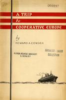 A trip to cooperative Europe.